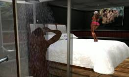 imagen animacion en 3D de una escena porno