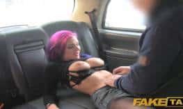 imagen fake taxi teniendo porno dentro del coche