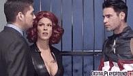 imagen Parodia porno de Capitán América con Peta Jensen