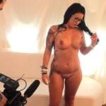 imagen Tetona viciosa debutando en el mundo del porno